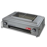 FOMAC Gas Smokeless BBQ [ROS-GSB70] - Barbeque Grill / Alat Panggang